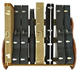 "The Studio Deluxe Guitar Case Rack – ""Special Edition"" Mahogany"