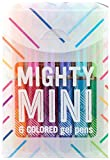 International Arrivals Mighty Mini Colored Pens, Set of 6 (132-058)