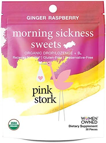 Pink Stork Morning Sickness Sweets product image