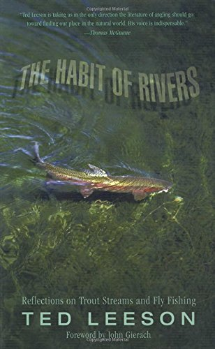 Habit Rivers Reflections Streams Fishing product image