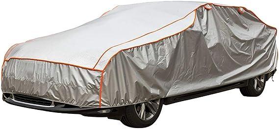 Carpoint 1723263 Hagelschutzgarage Grösse Xl Orange Auto