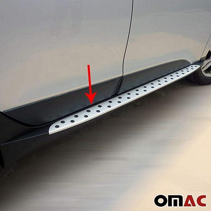 Pedane laterali in alluo per Ix35 nuovo Look X5
