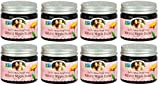 Bulk Saver Pack 8x2 OZ : Earth Mama Angel Baby Natural Nipple Butter