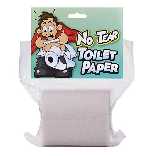 No Tear Prank Toilet Paper