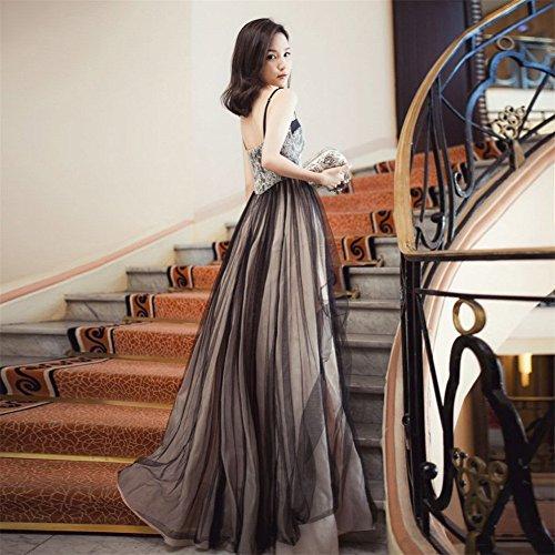 Para Mujer Corte Vestido Imperio Drasawee qwXPX