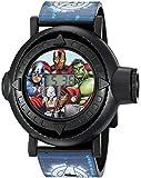 Marvel Boys' Analog-Quartz Watch with Plastic