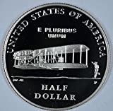 2003 P Centennial of Wright Brother's First Flight -- Commemorative Clad Proof Half Dollar US Mint
