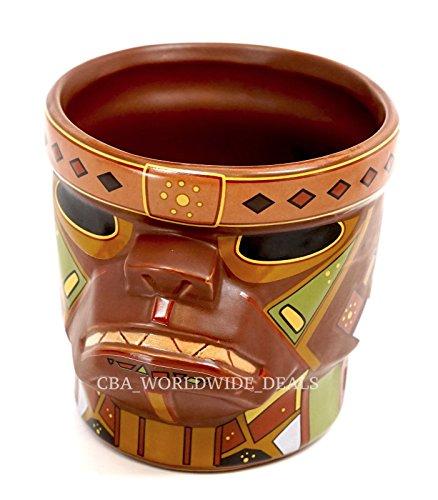 (Disney Springs Jock Lindsey Hangar Bar Cool-Headed Monkey Ceramic Souvenir Drink Mug)