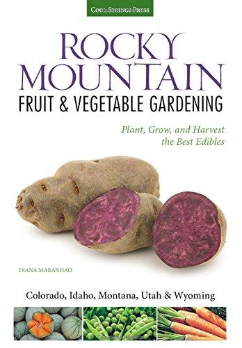 Rocky Mountain Fruit Vegetable Gardening product image