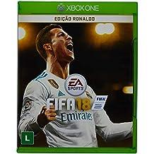 FIFA 18 - Edição Ronaldo - Xbox One