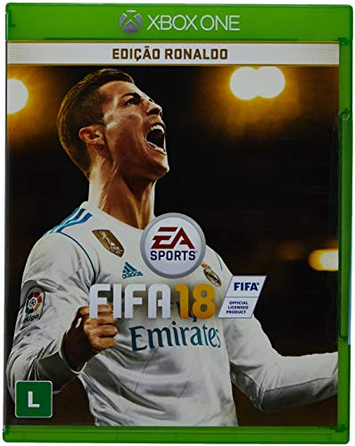 Fifa 18 Ronaldo Br 2017