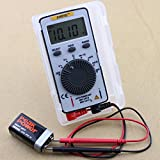 AN101 Pocket Digital Auto Range Multimeter AC/DC Voltage Current Meter SA847