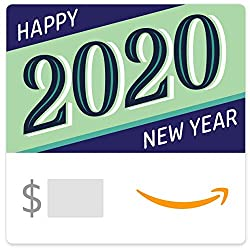 Happy New Year 2020 eGift card link image