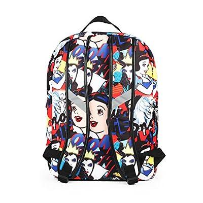 Disney Snow White All Over Print Backpack School Bag for Girls | Kids' Backpacks