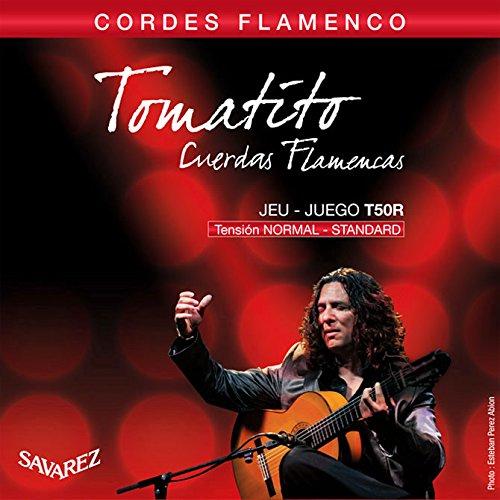 Savarez T50R Nylon Classical Guitar Strings, Normal Tension