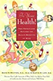To Your Health, Martin R. Lipp and David N. Whitten, 0062585142