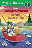 Donald Takes a Trip, Disney Book Group Staff, 1423160681