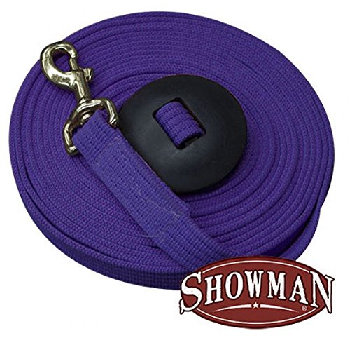Showman Lunge Brass Horse Training product image