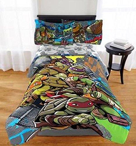 Teenage Mutant Ninja Turtles Bedding Tktb