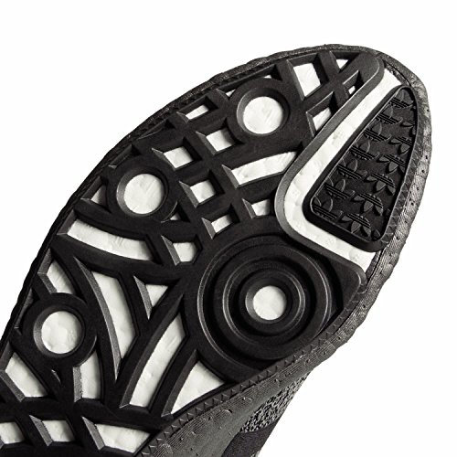 adidas Busenitz Pure Boost Primeknit, Scarpe da Skateboard Uomo, Grigio (Chsogr/Cblack/Trgrme Chsogr/Cblack/Trgrme), 46 EU