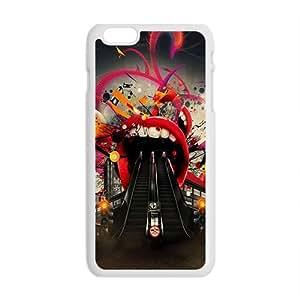Music Loudspeaker Box Custom Protective Hard Phone Cae For Iphone 6 Plus