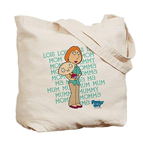 CafePress–Family Guy Lois Tote Bag–Natural gamuza de bolsa de lona bolsa, bolsa de la compra