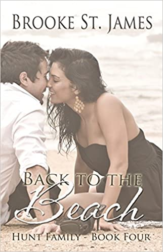 Back to the Beach (Hunt Family Book 4)