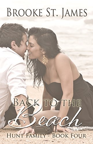 Back to the Beach (Hunt Family Book 4) cover