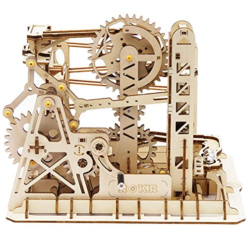 ROKR 3D Puzzle Mechanical Construction Model Kits Hobby Gift for Teens from ROKR