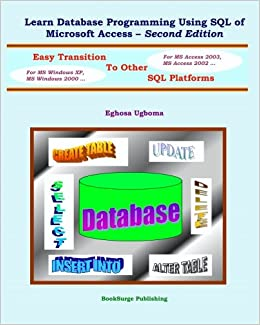 Features of ms access