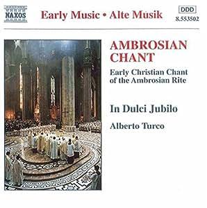 Ambrosian Chant