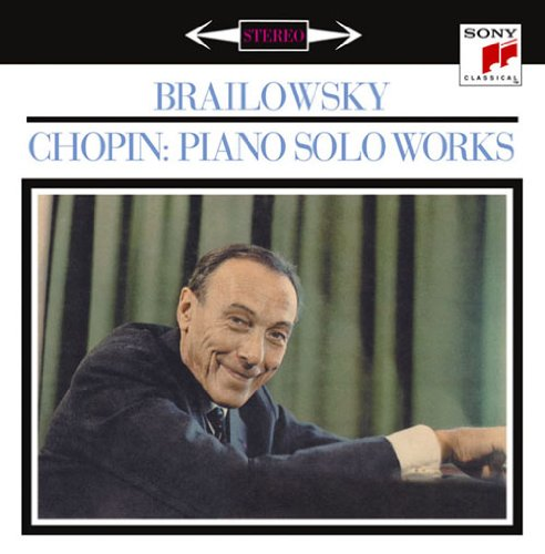 Alexander Brailowsky - Chopin: Piano Solo Works (5CDS) [Japan CD] SICC-1427
