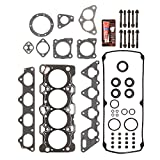 4g64 cylinder head - 1993-1999 Plymouth Colt / Mitsubishi Eclipse, Galant / Eagle Summit / Galant 2.4L I4 Eng. Code 4G64, G Graphite Head Gasket Set and Head Bolts