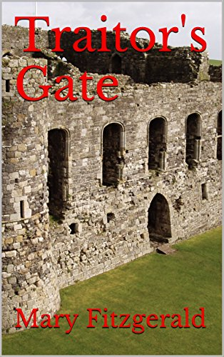 book cover of Traitor\'s Gate