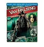 Van Helsing (Steelbook) (Blu-ray +