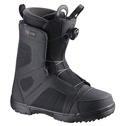 Salomon Titan Boa Snowboard Boots Black/Autobahn 5