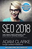 img - for SEO 2018 Learn Search Engine Optimization With Smart Internet Marketing Strateg: Learn SEO with smart internet marketing strategies book / textbook / text book