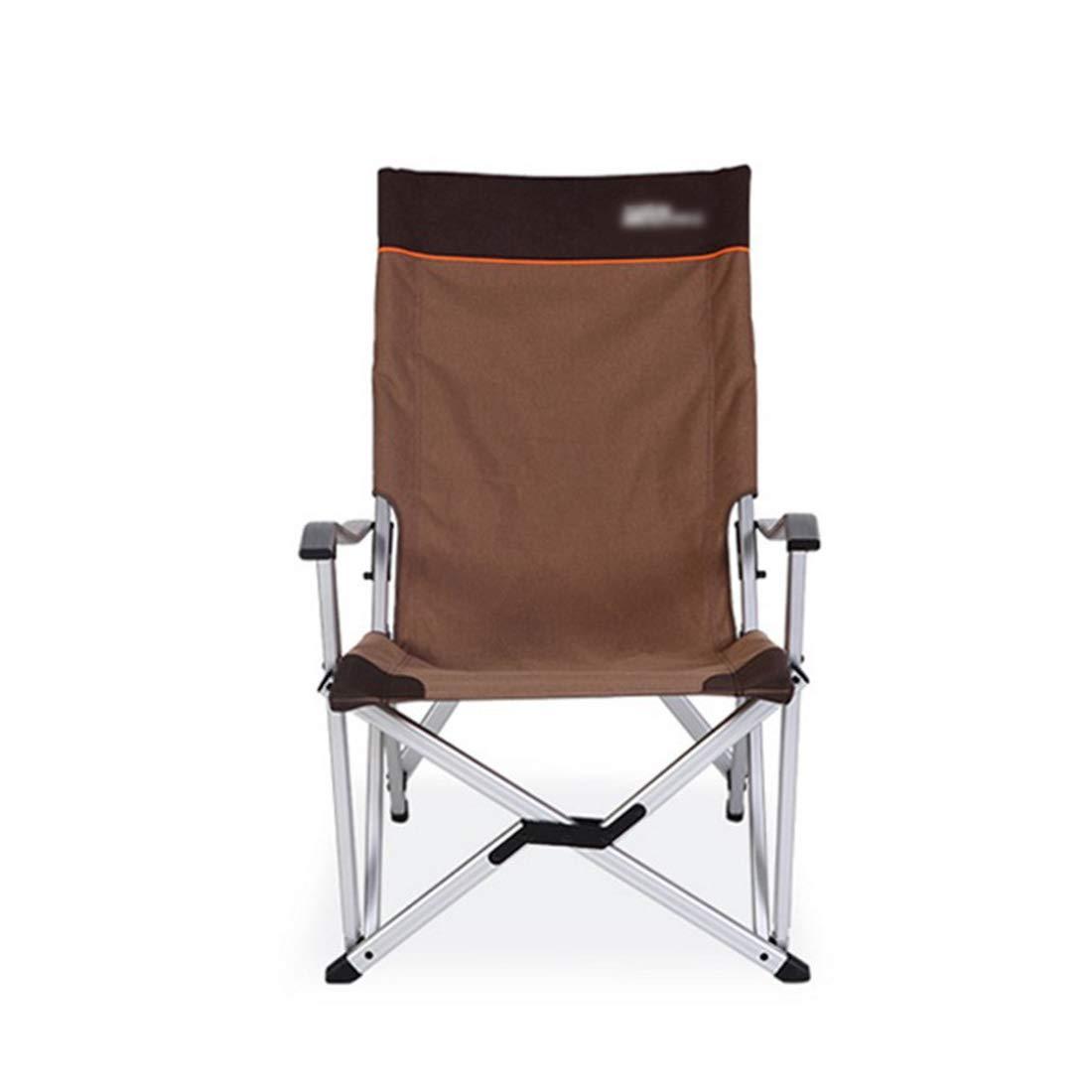Limeinimukete Sedia da Balcone per Esterno in Alluminio per sedie da Esterno (colore   caffè)