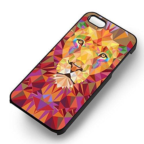 Link Stained Glass pour Coque Iphone 6 et Coque Iphone 6s Case (Noir Boîtier en plastique dur) W7F1JS