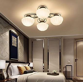 Umgebungs Deckenleuchte, Amerikanische Schlafzimmer Lampe Modernen  Minimalistischen Wohnzimmer Licht Led   Decke   Esszimmer
