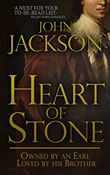 Heart of Stone by [Jackson, John]