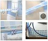 CdyBox Folding Mosquito Net Tent Canopy Curtains
