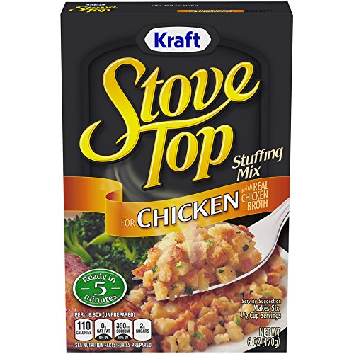 Stove Top Stuffing Chicken Ounce