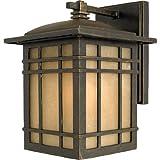 Quoizel HC8407IB 1-Light Hillcrest Outdoor Lantern in Imperial Bronze