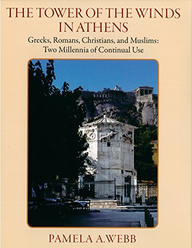 The Tower of the Winds in Athens: Greeks, Romans, Christians, and Muslims: Two Millennia of Continual Use: Memoirs, APS (Vol. 270) ()