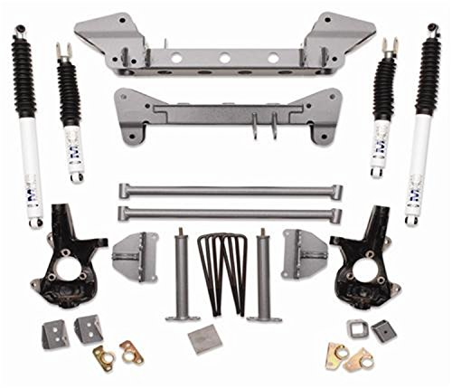 "UPC 614901122473, Pro Comp K1095BMX 5"" Lift Kit with Knuckle, Block and ES9000 Shocks for GM 1500 4WD Pick-Up '99-'07"