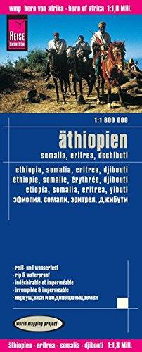 Ethiopia / Somalia / Djibouti / Eritrea 2015 (English, Spanish, French, German and Russian Edition)