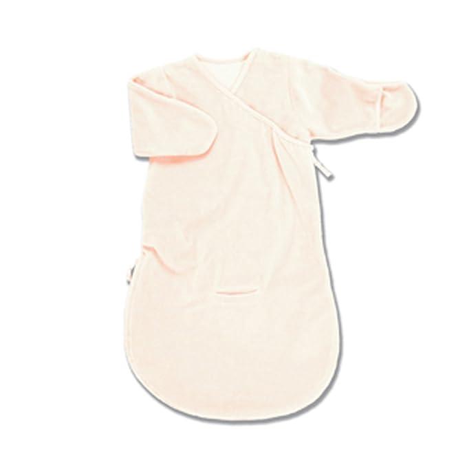 BABY BOUM Unisex Bebé Recién Nacido Super Suave 2.3 TOG Asiento de Coche y Saco de Dormir en Softy Check Blanco Winter White 0-3 Meses: Amazon.es: Ropa y ...