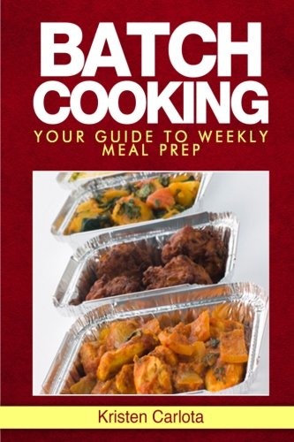Art Batch Cooking guide weekly product image
