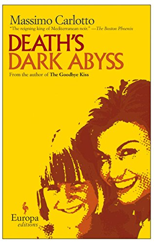 book cover of Death\'s Dark Abyss